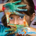 Colonie de vacances ré-créatives avec Cap Juniors